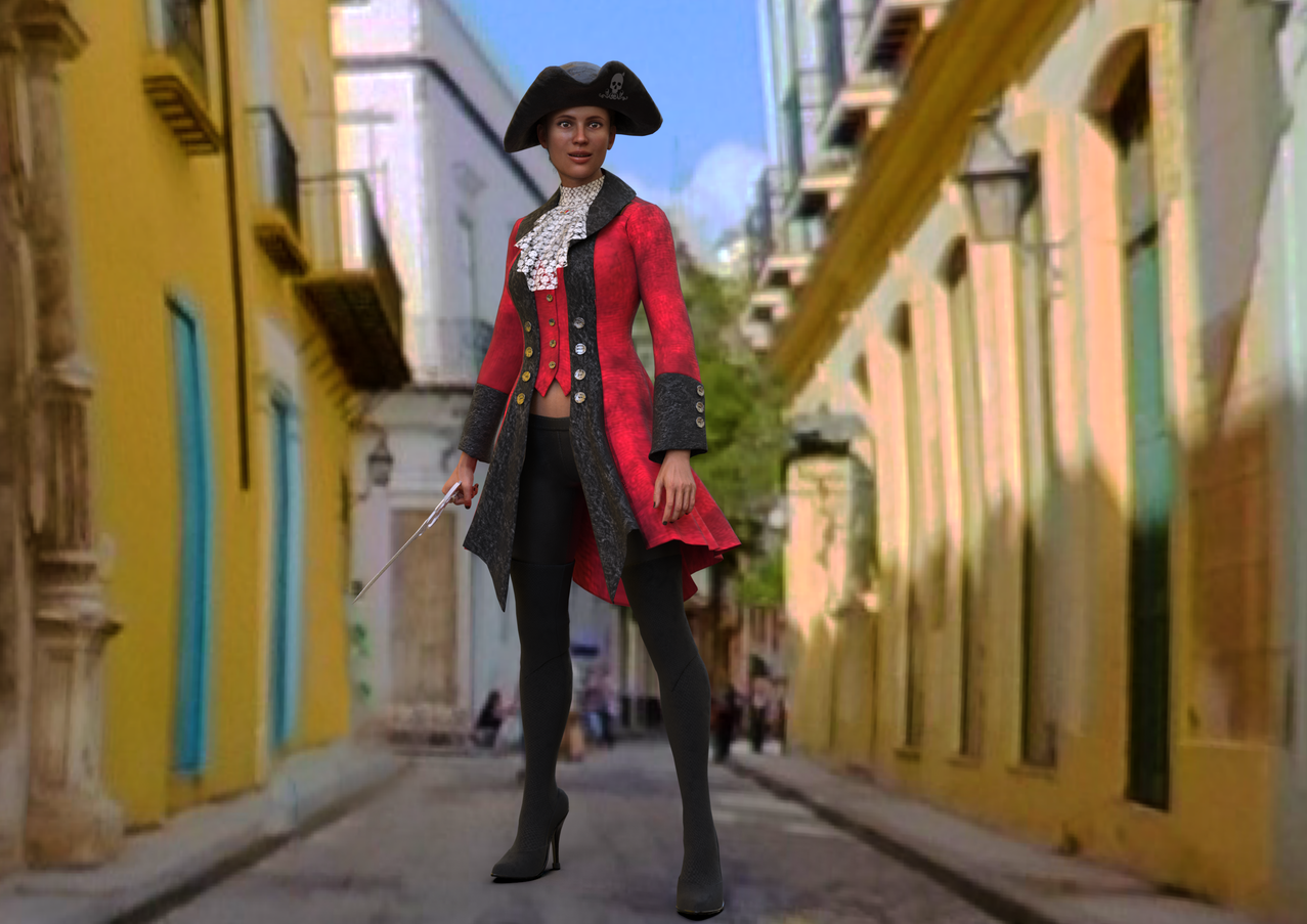 Pirate Conny