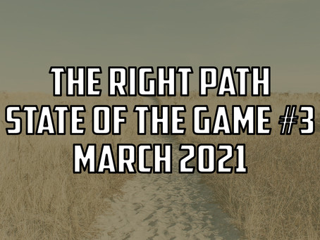 State of the Game #3