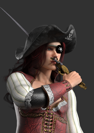 Pirate Helkena