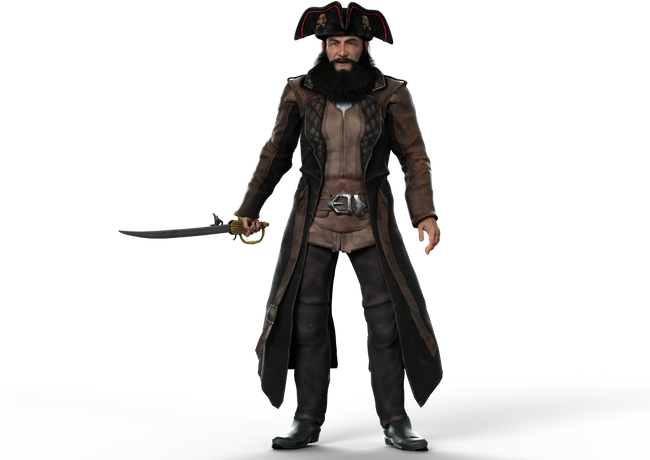 Pirate Sterling