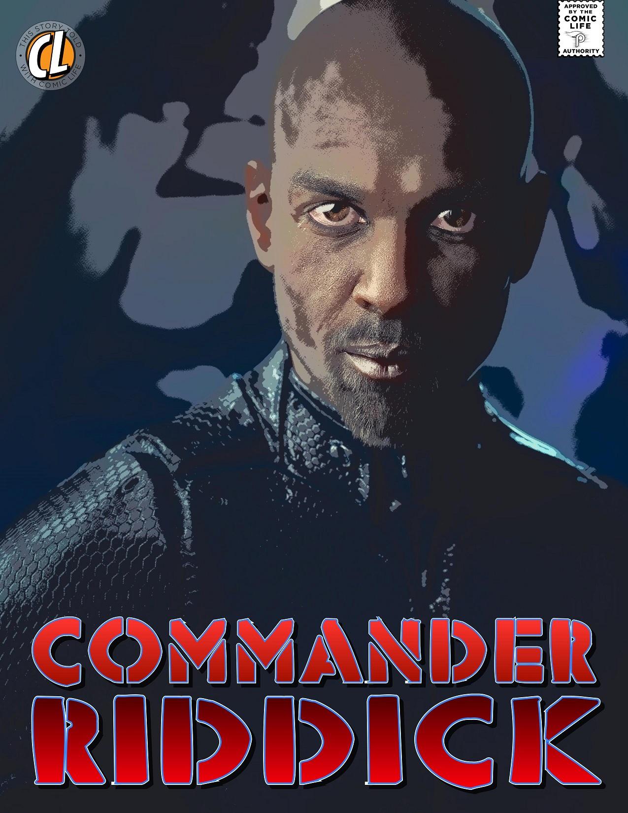 Commander Riddick