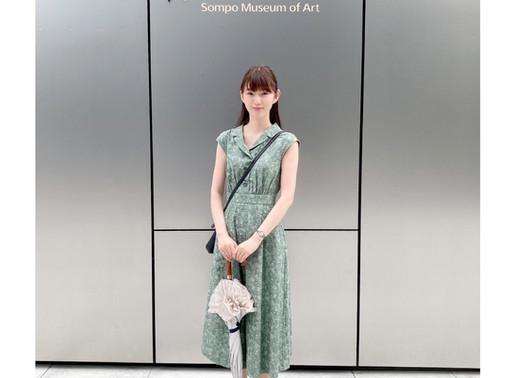 美術展を鑑賞しました
