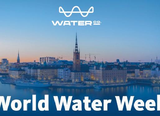 Mi Primera Semana Mundial del Agua con Water Co.