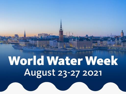 Semana Mundial del Agua 2021