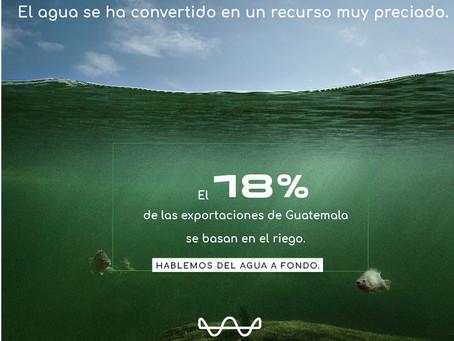 El agua se ha convertido en un recurso muy preciado