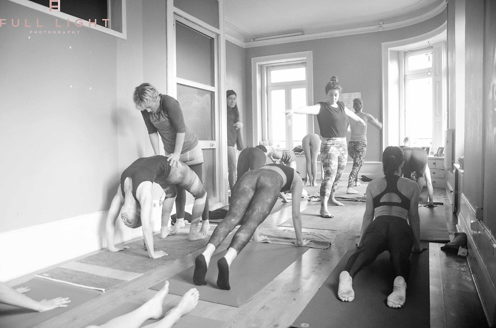 Workshop de Ashtanga Yoga com Harmony Slater, no Coimbra Yoga