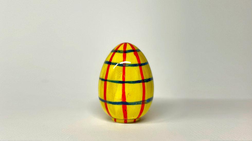 Tartan Egg