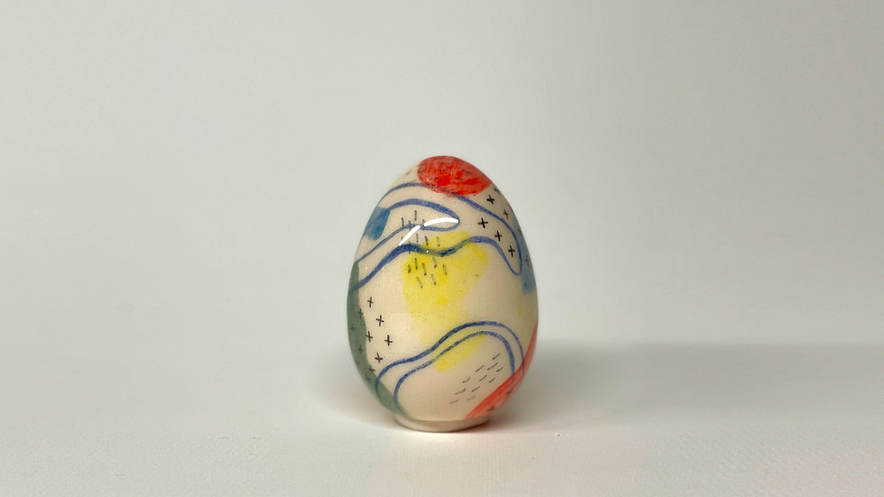 Abstract Egg