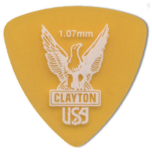 Clayton Ultem Tortoise Rounded Triangle 1.07mm (12 Pack)