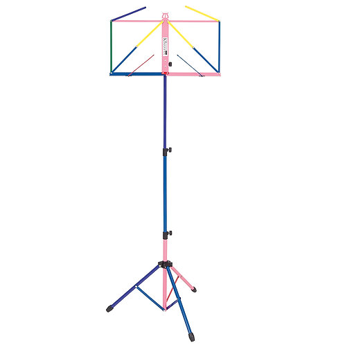 Kinsman Deluxe Music Stand + Bag - Multi Colour