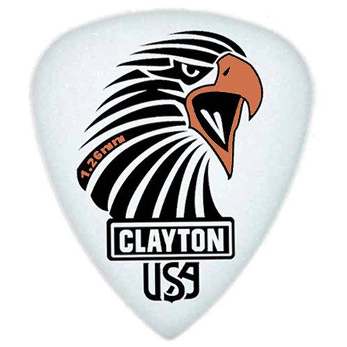 Clayton Acetal Sharp Standard 1.26mm (12 Pack)