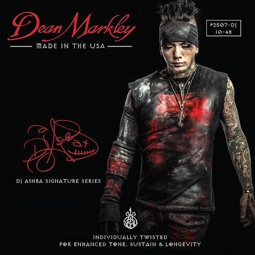 Dean Markley DJ Ashba Signature Strings ~ Light