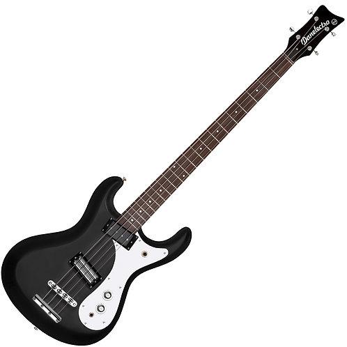 Danelectro Vintage '64 Bass ~ Black Pearl