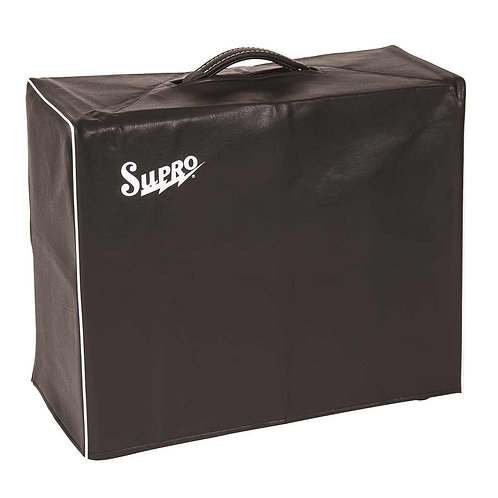 Supro Black Amp Cover ~ 1x15 combo