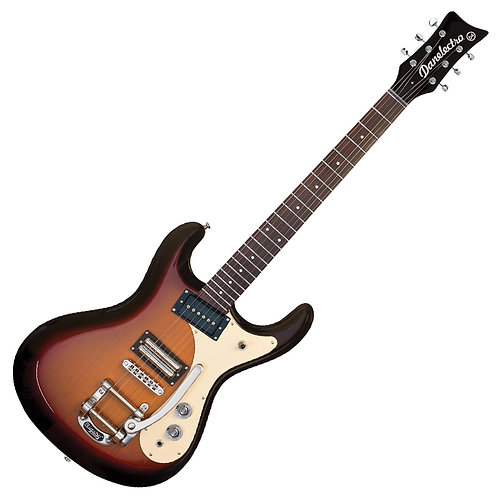 Danelectro '64 Guitar ~ Three Tone Sunburst