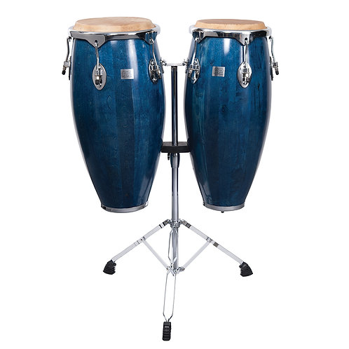 PP World Full Size Congas ~ Blue