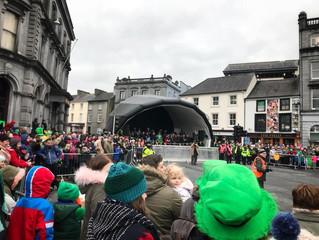 St.Patricks Day Kilkenny 2018