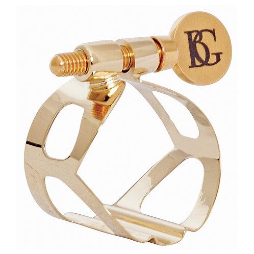 BG Traditional Ligature - Soprano Sax - Gold Laquer