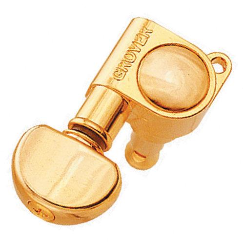 Grover Mini Rotomatics 12 String - Gold