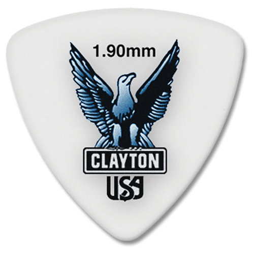 Clayton Rounded Triangle 1.90mm (12 Pack)