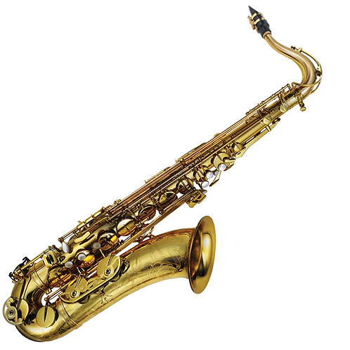 P Mauriat Master 97 Tenor Saxophone ~ Gold Lacquer