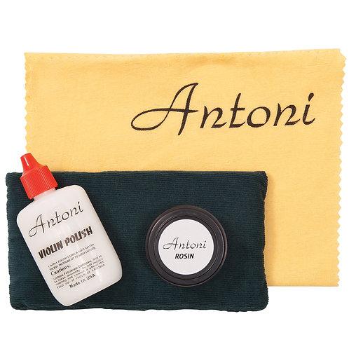 Antoni 'Debut' Violin Care Kit