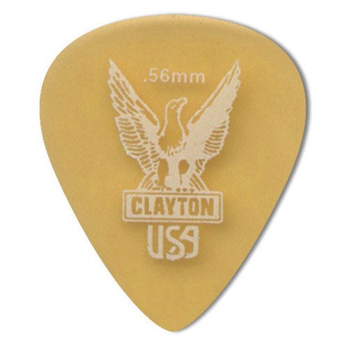 Clayton Ultem Tortoise Standard .56mm (48 Pack)