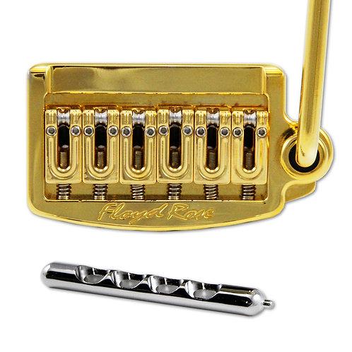 Floyd Rose FR Rail Tail Tremolo ~ Narrow Gold