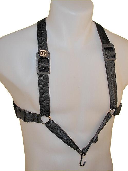 BG Bassoon Nylon Harness Shoulder Strap - Mens