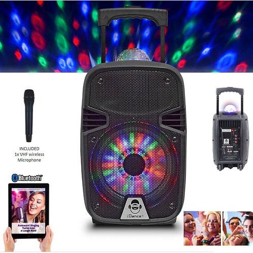 iDance Groove 215 portable Bluetooth speaker