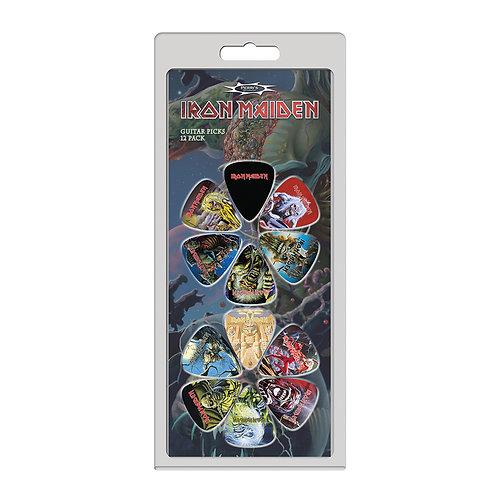 Perri's 12 Pick Pack ~ Iron Maiden