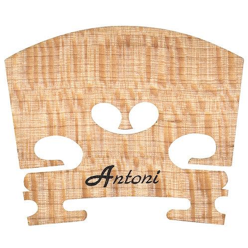 Antoni Violin Bridge ~ 3/4 Size