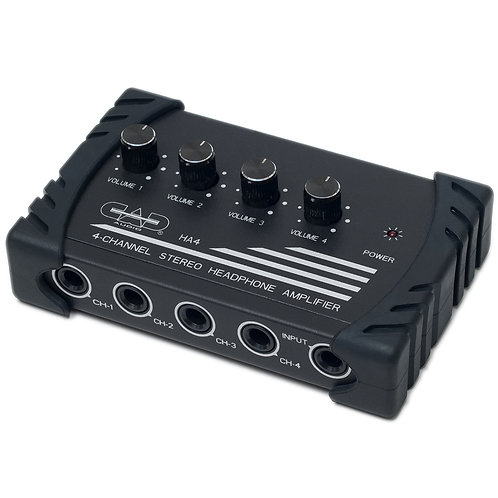 CAD Sessions 4 Channel Headphone Amplifier