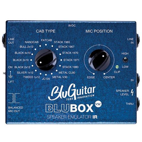 BluGuitar BLUBOX Speaker Emulator IR