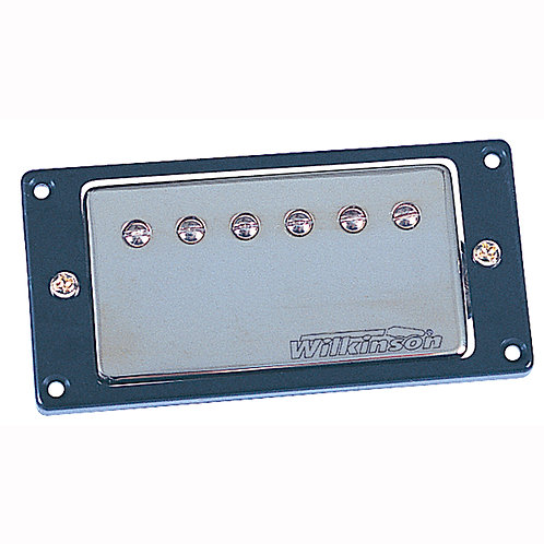 Wilkinson Classic PAF Style Pickup ~ Chrome Neck