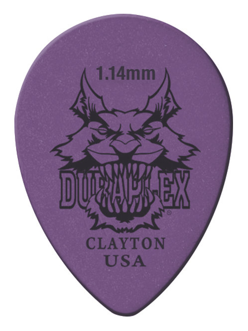Clayton Duraplex Small Teardrop 1.14mm (12 Pack)