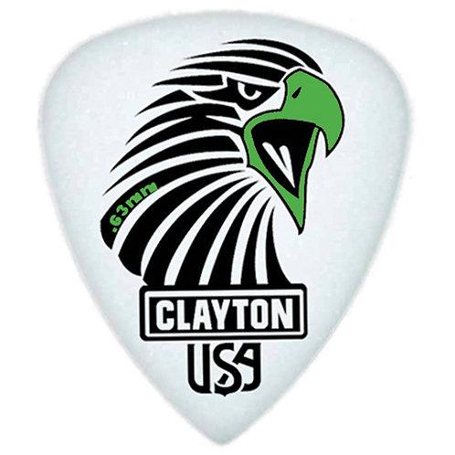 Clayton Acetal Sharp Standard .63mm (12 Pack)