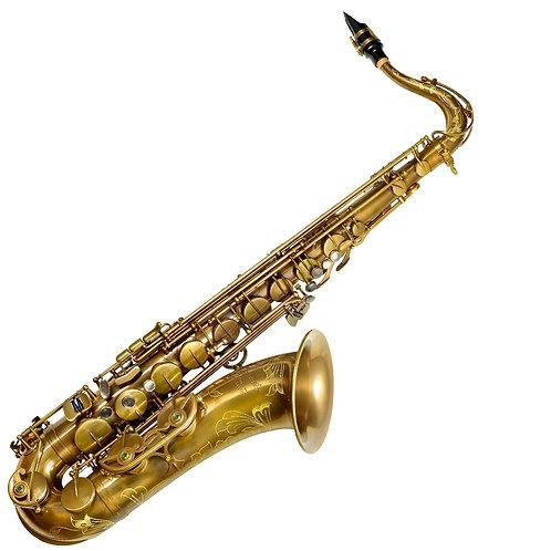 P. Mauriat 66R Tenor Sax ~ Un-lacquered