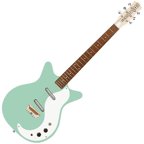 Danelectro The 'Stock '59' Electric Guitar ~ Aqua
