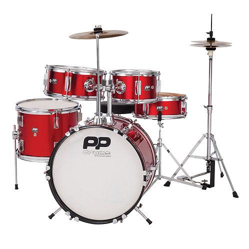 PP Drums Junior 5 Piece Drum Kit