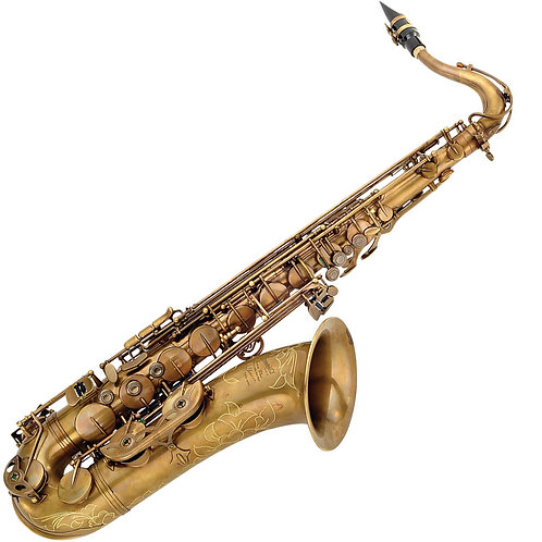 P. Mauriat 66RX Influence Tenor Sax ~ Un-lacquered