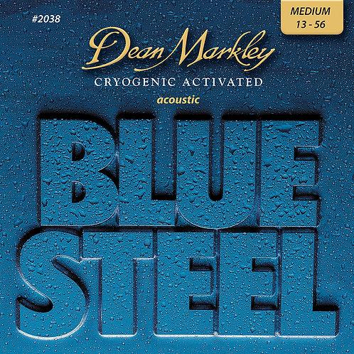Dean Markley Blue Steel Cryogenic Medium 13-56