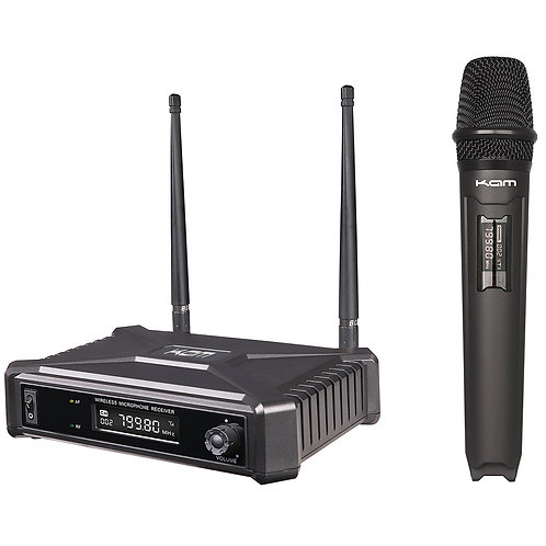 KAM Single Microphone Fixed-Channel System