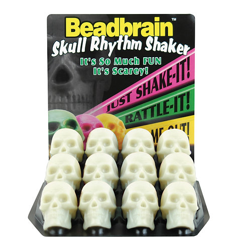 BeadBrains BB12GL Glow in the Dark Display of 12 ~ Sold individually