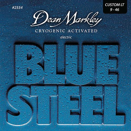 Dean Markley Blue Steel Electric Guitar Strings Custom Light 9-46