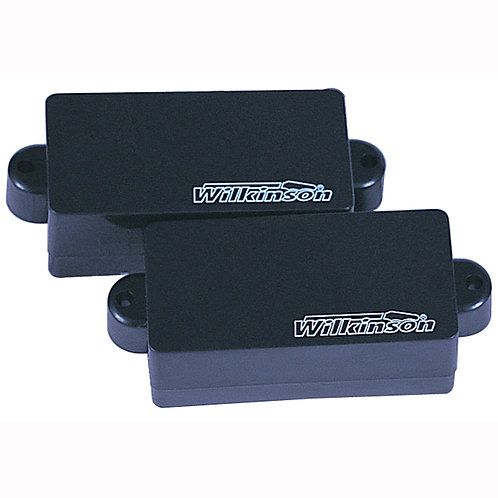 Wilkinson P-Style Active Bass Pickup ~ Pair