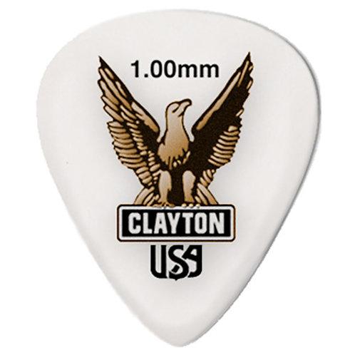 Clayton Acetal Standard 1.0mm (72 Pack)