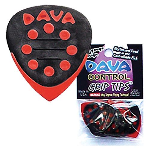Dava 'Grip Tip'� Delrin Picks � 6 Pack