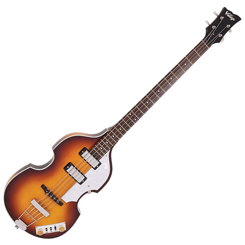 Vintage ReIssued Violin Bass ~ Antique Sunburst