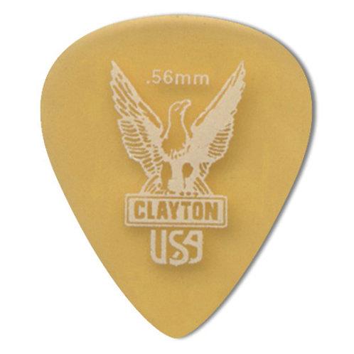 Clayton Ultem Tortoise Standard .56mm (12 Pack)